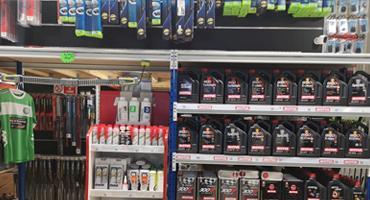 Rayon huiles et consommables de SMP Auto dans l'Oise (60)